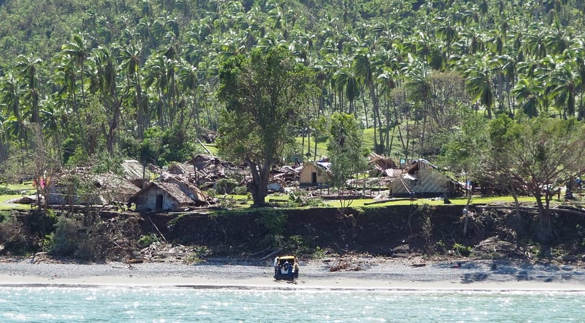 Indigenous Protected Areas for Climate Resilience in Vanuatu